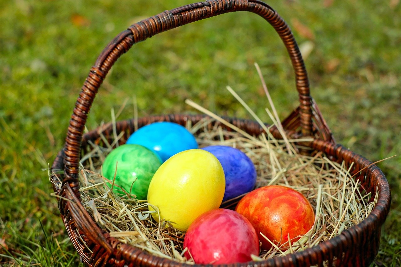 Healthy eco-friendly Easter basket ideas
